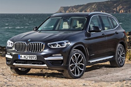 BMW X3 sDrive18d AT xLine