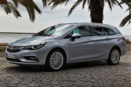 Opel Astra Sports Tourer 1.4 Turbo/92 kW Smile