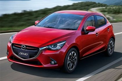 Mazda 2 1.5 Skyactive-G/66 kW AT Attraction