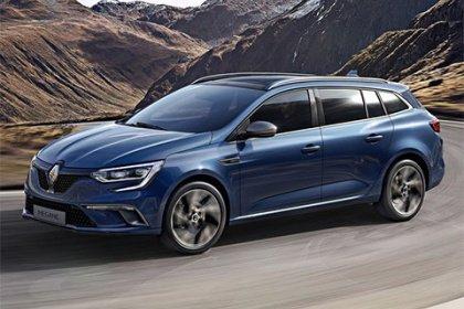 Renault Mégane Grandtour 1.2 TCe/97 kW Intens