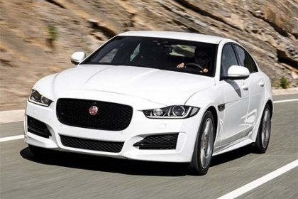 Jaguar XE E-Performance PORTFOLIO