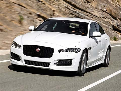 Jaguar XE - recenze a ceny | Carismo.cz