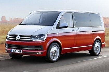 Volkswagen Caravelle 2.0 TDI BMT 110 kW 4MOTION manual Comfortline