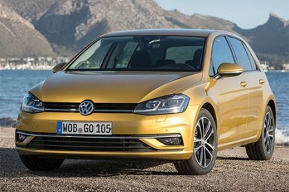 Volkswagen Golf 2.0 TDI 110 kW DSG Highline