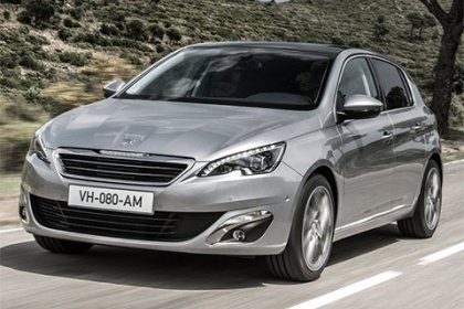Peugeot 308 1.6 BlueHDI/88 kW Active