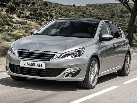 Peugeot 308 - recenze a ceny | Carismo.cz