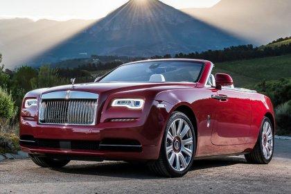 Rolls-Royce Dawn 6.6 V12 [442kW] Dawn