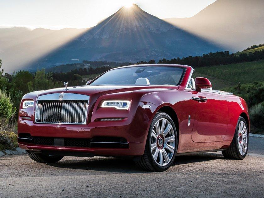 Rolls-Royce Dawn - recenze a ceny | Carismo.cz