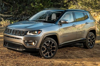 Jeep Compass 1.4 MultiAir/125 kW 4WD AT Limited