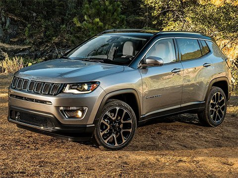 Jeep Compass - recenze a ceny | Carismo.cz
