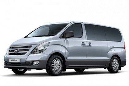 Hyundai H-1 Van H-1 Van 2.5 CRDi 100 KW H-1 Van 6 míst