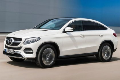 Mercedes-Benz GLE kupé 400 4MATIC 350