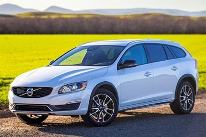 Volvo V60 Cross Country D4 Geartronic Cross Country Plus