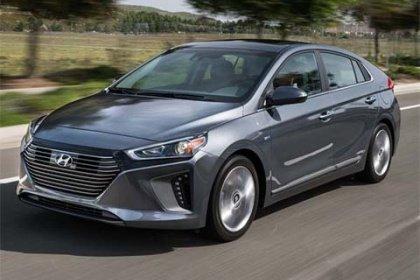Hyundai Ioniq HEV 1.6 GDI Hybrid Ultimate