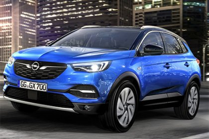 Opel Grandland X 1.2 Turbo 96 kW Selection