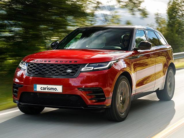 Land Rover Range Rover Velar - recenze a ceny   Carismo.cz