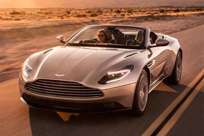 Aston Martin DB11 Volante V8 V8