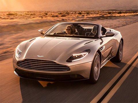 Aston Martin DB11 Volante - recenze a ceny | Carismo.cz