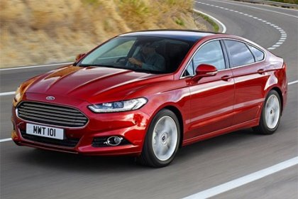 Ford Mondeo 2.0 TDCi/110 kW Powershift Business Edition