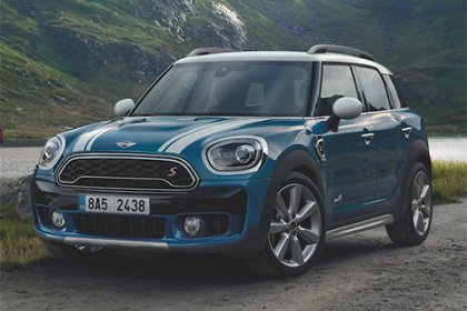 Mini Countryman Cooper D ALL4 AT Cooper