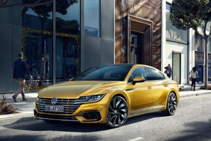 Volkswagen Arteon 2.0 TDI 110kW DSG Elegance