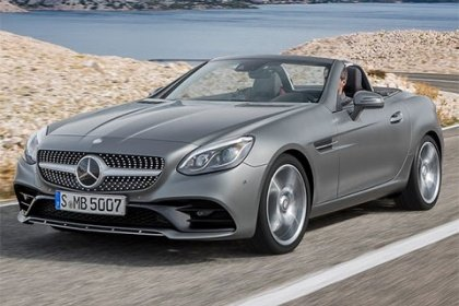 Mercedes-Benz SLC 300 180 AT