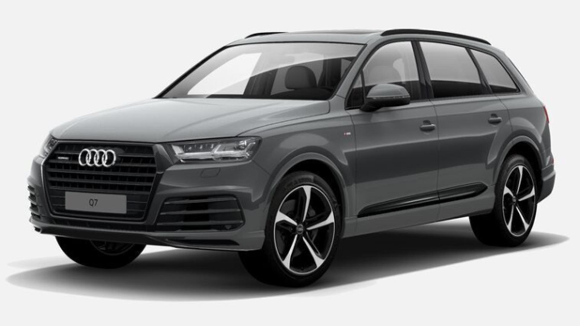 Audi Q7 1+1