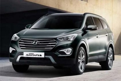 Hyundai Grand Santa Fe 2.2 CRDi VGT Executive