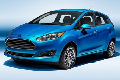 Ford Fiesta 5dv. 1.0 EcoBoost/74 kW Powershift Trend Edition